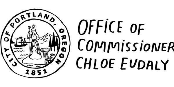 Office of Commissioner Chloe Eudaly Logo