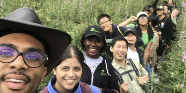 Youth Conservation Crew Group