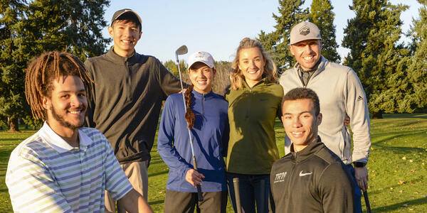 Portland Parks & Recreation Golf