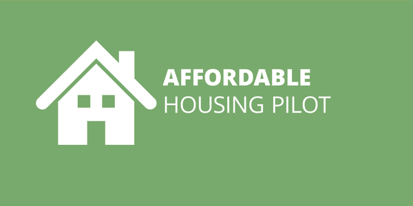Affordable Housing Pilot