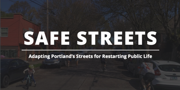 Safe Streets Initiative - Public Review Draft - May 2020