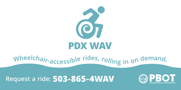 Wheelchair-accessible rides, rolling in on demand.