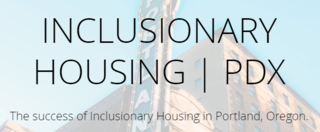 The success of Inclusionary Housing in Portland, Oregon