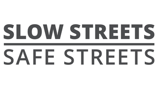 Slow Streets Safe Streets Initiative logo