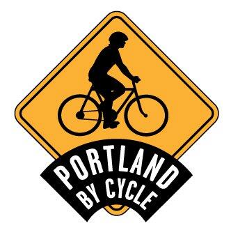PBOT Portland by Cycle logo