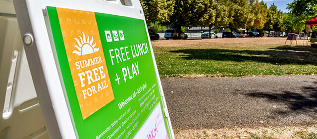 Summer Free For All - Lunch + Play