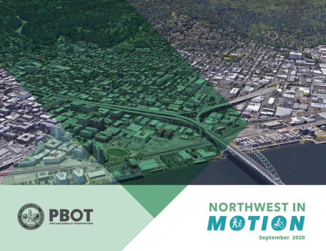 Cover of Northwest in Motion Planning Document