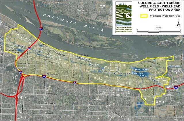 Groundwater Protection Program   Portland.gov